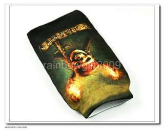 Fire Pirate Cell Phone PDA//MP4 Pouch Case Bag
