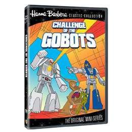 NEW dvd *CHALLENGE OF THE GOBOTS*1984 Hanna Barbera