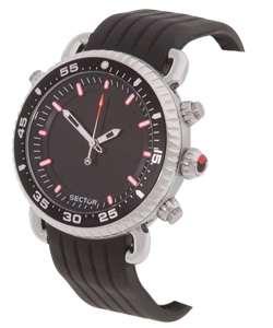 Sector Mens 290 Black Strap Anadigit Chronograph Watch