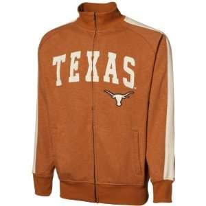 UT Longhorn Jacket  Texas Longhorns Burnt Orange Pinnacle
