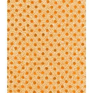Orange Sequin Fabric 3mm Fabric: Arts, Crafts & Sewing