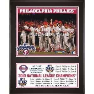 Details 2010 National League Champions