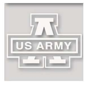 United States Army Decal 8 X 8 Die Cut