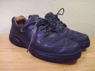 MENS ECCO COMFORT LIGHT WEIGHT LACE UP SHOES SZ 45 (US 11.5 )