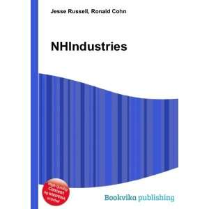 NHIndustries Ronald Cohn Jesse Russell Books