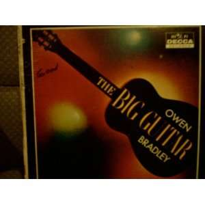 The Big Guitar Owen Bradley and His Orchestra Music