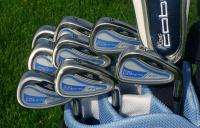 Lady Cobra Complete Graphite Set Including FP Irons Driver Woods
