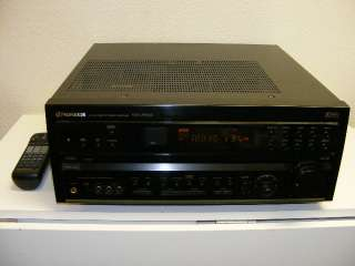Pioneer 5.1 Audio Video Stereo Receiver Surround Amplifier VSX  D906S