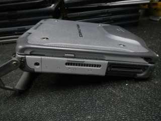 GENERAL DYNAMICS ITRONIX GoBook XR 1 IX270 1GB WIFI Core duo