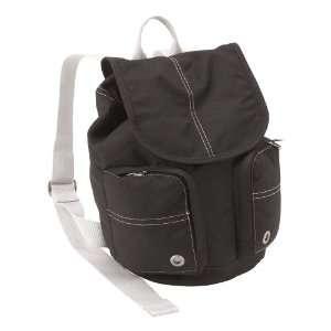 Nike Mini Flap Backpack (Special Buy) (Black/Neutral Grey
