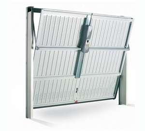 Porta basculante gattaiola con microchip per gatti o cani for Porta basculante per cani grandi con microchip
