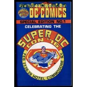 : AMAZING WORLD OF DC Special Edition 1976 / new NEAL ADAMS SUPERMAN