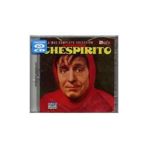 La Coleccion Mas Completa 2CDs Chespirito Music