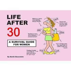 Survival Guide for Women (9780956239846): Martin Baxendale: Books