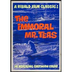 The Immoral Mr. Teas Movie Poster (11 x 17 Inches   28cm x