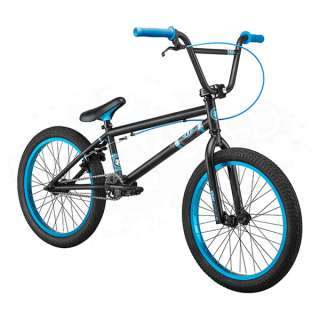 New 2013 Kink Curb Complete BMX Bike Bicycle   20 Inch   Matte Dusk