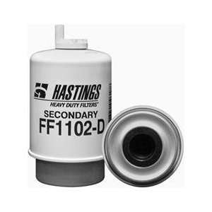 FF1102 D Secondary Fuel and Water Separator Filter Automotive