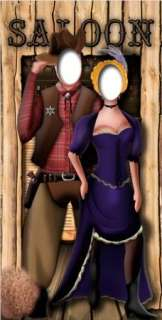 WILD WEST STAND IN LIFESIZE CARDBOARD CUTOUT / STANDEE
