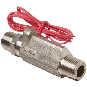 Gems Sensors FS 380 Series Stainless Steel 316 High Pressure Flow