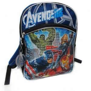 Backpack Iron Man Hulk Captain America Thor 28399 Toys & Games