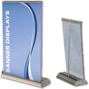 Retractable Banner Stand Portable Trade Show Display