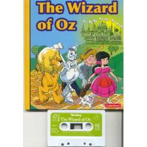 Classic The Wizard of Oz Book and Cassette   Read Along