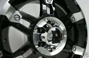 17 18 20 Inch KMC XD Spy Chevy 2500 3500 Wheels Rims