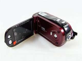 Red 2.7TFT 12.0MP HD Digital Video Camcorder Camera DV