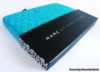 MARC JACOBS 15 Laptop Computer Sleeve Case Cover Bag