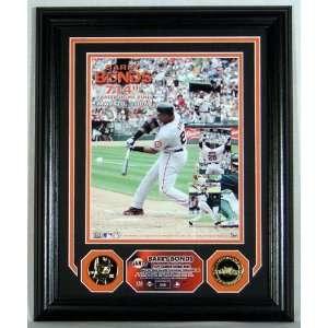 San Francisco Giants 714th Home Run Photo Mint