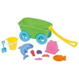 10 pc. Beach Wagon Set Toys & Games