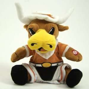 TEXAS LONGHORNS DANCING MASCOT PLUSH TOY Sports