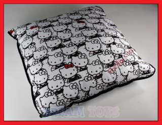 16 Sanrio Hello Kitty Square Shaped Car Cushion Pillow