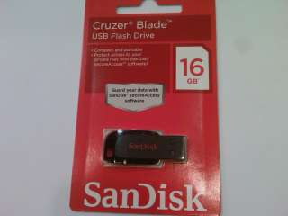Cruzer Blade Pen Drive Flash Drive Memory Stick 4GB 8GB 16GB