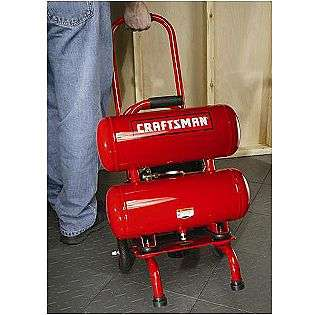 gal. Air Compressor  Craftsman Tools Air Compressors & Air Tools Air