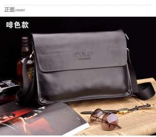 Videng POLO fashion mens genuine leather shoulder bag 04 3 BF boy