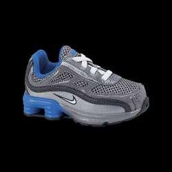 Nike Nike Shox Turbo 9 (2c 10c) Boys Running Shoe