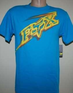 FOX RACING~ Mens T Shirt Size ~ SMALL ~ NWT