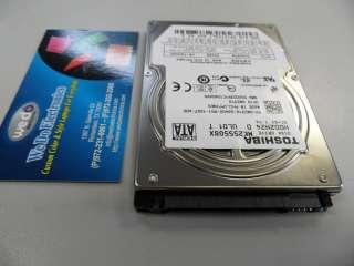 Toshiba 250GB HTS543225L9A300 2.5 SATA Laptop HDD Hard Drive