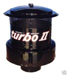 Turbo II Pre Cleaners 68 for 5 Intake 700 1100 CFM