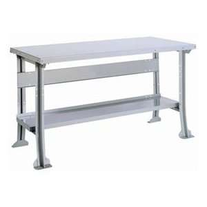 Pre Engineered Laminated Hardwood Comfort Edge Top Bench with