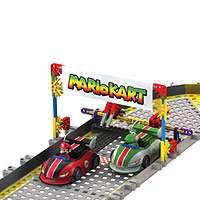 NEX Mario Kart Building Set   Mario and Yoshi at the Finish Line