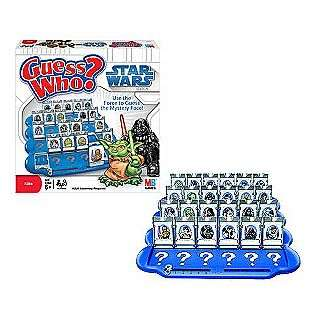 Guess Who Star Wars  Hasbro Toys & Games Games Kids (5 8)