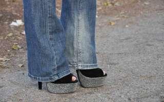 Ripped Dark Blue Machine jeans BOOTCUT SZ 0 13 FAST