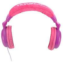 Stereo Headphones   Pink and Purple   Sakar International   ToysRUs