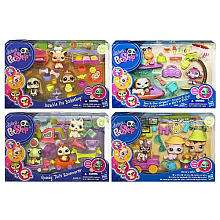 Littlest Pet Shop Themed Play Packs Wave 4   Hasbro