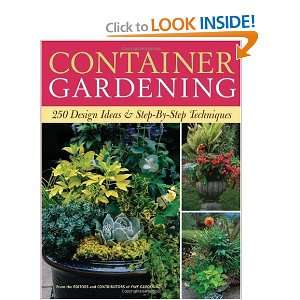 : 250 Design Ideas & Step By Step Techniques: Fine Gardening: Books