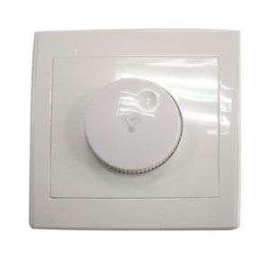 Light Brightness Controller Switch Wall Plate Button