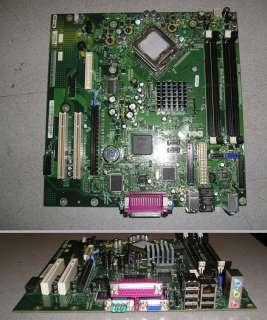 Dell Optiplex GX620 Socket 775 Motherboard w/2.8GHz/2MB CPU