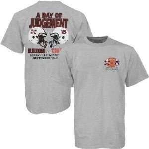 Mississippi State Bulldogs vs. Auburn Tigers Ash Judgement Day T shirt